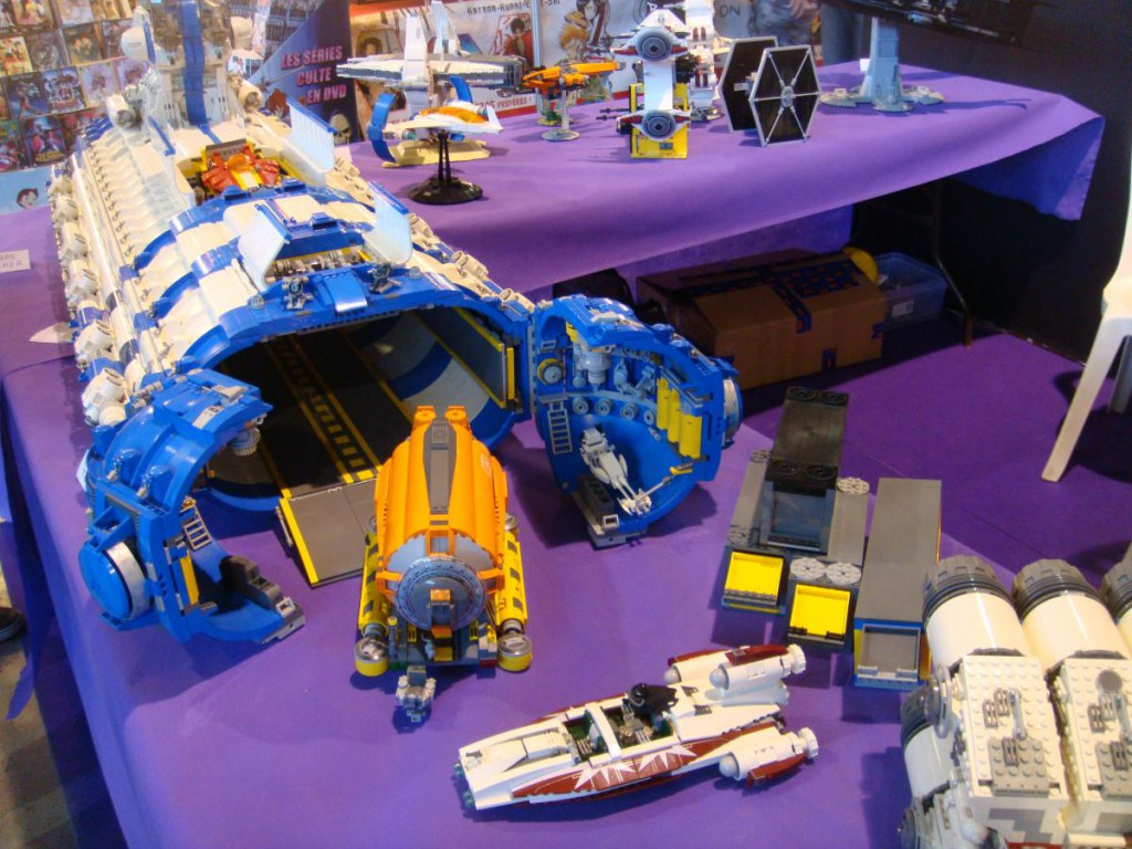 Cool Lego constructions!